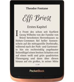 Pocketbook PB632-KWW TOUCH touch 3 hd cobre picante e-book libro electrónico 6'' e-ink wifi - 7640152095078