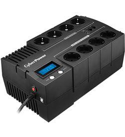 Sai línea interactiva Cyberpower BR1200ELCD - 1200va/720w - salidas 8*sch - CYB-LI BR1200ELCD