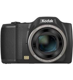 Kodak -CAMARA FZ201BK cámara digital friendly zoom fz201 negra - 16mpx - lcd 3''/7.62cm - - KOD-CAMARA FZ201BK