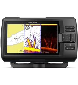 Sonda gps Garmin striker plus 7cv gps integrado mapas quickdraw contours so 010-01873-01 - GAR-SONDA-010-01873-01