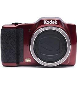 Cámara digital Kodak friendly zoom fz201 roja - 16mpx - lcd 3''/7.62cm - z FZ201RD - KOD-CAMARA FZ201RD