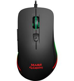 Ratón Mars gaming MM118 - óptico - 9800 dpi - 6 botones mecúnicos - - TAC-MOU MM118